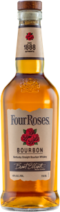 Made with Four Roses Bourbon