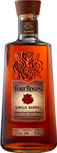 Made with Four Roses Single Barrel