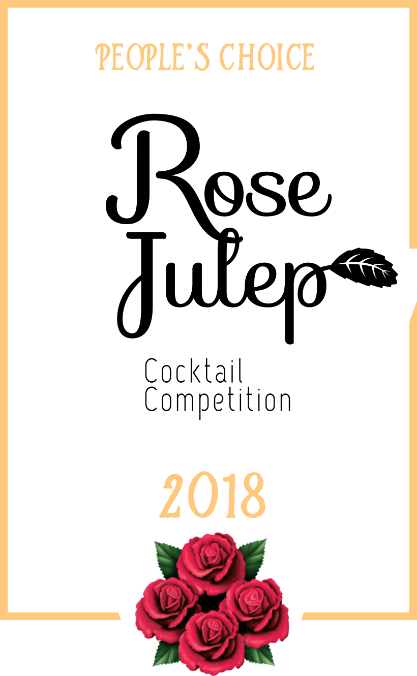 2018 Rose Julep Cocktail Competition People's Choice